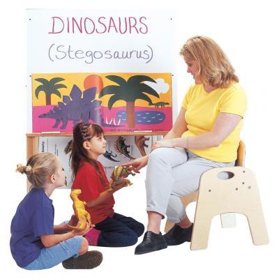 Preschool Teacher Easels