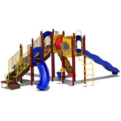 Easy-to-Install Play Structures