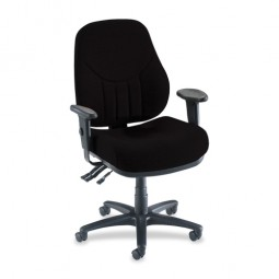 Lorell Baily MultiTask Chair, Highback - Various Colors