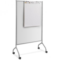 """Safco Impromptu Magnetic WhiteBoard, 42"""" x 21½"""" x 72"""" - Various Colors"""