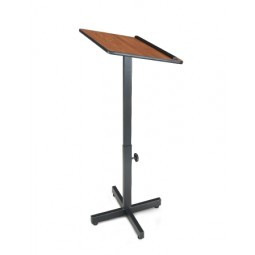 Portable Presentation Lectern 70 by Oklahoma Sound