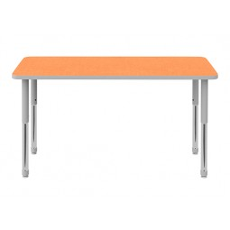 Rectangle Discover Shape Tables by Artcobell