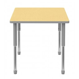 Square Discover Shape Tables by Artcobell