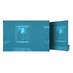 Harmony Colored Glass Boards - Square Corners - 5 Sizes in 8 Colors by Ghent