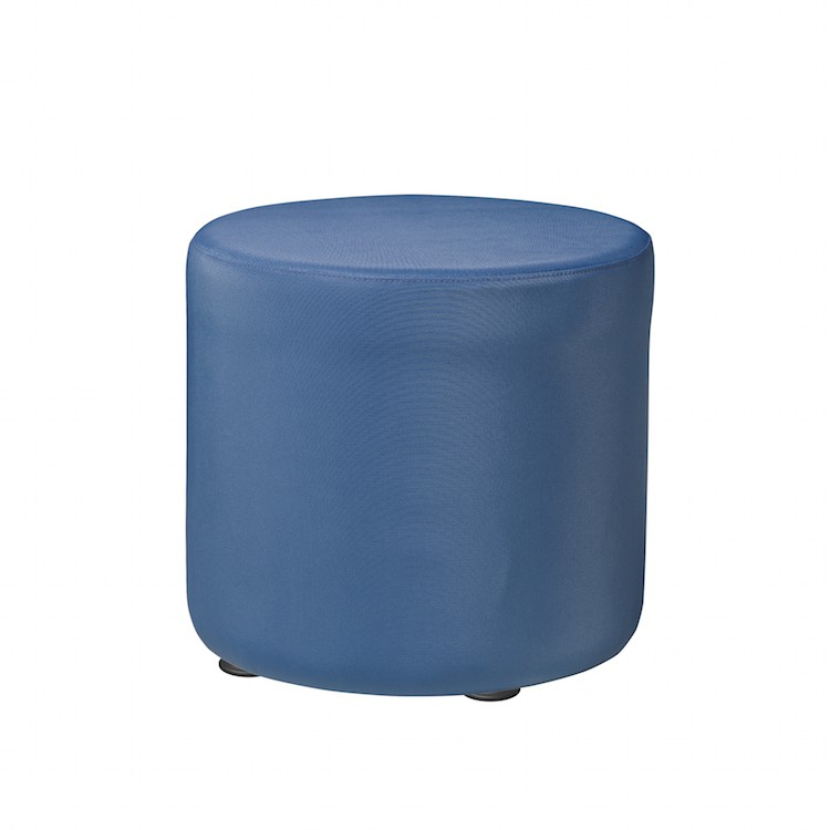 Enjoyable Round Ottoman Soft Seating By Marco Group Two Heights Cjindustries Chair Design For Home Cjindustriesco