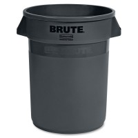Rubbermaid Brute Round Container 32 Gallon Capacity