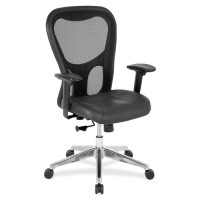 Lorell Executive Highback Chair, Black