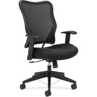 basyx by HON VL702 Mesh High-Back Chair