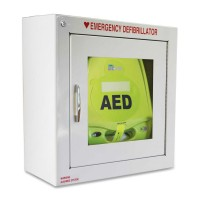 ZOLL AED Plus Standard Size Cabinet with Audible Alarm