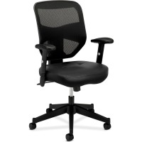 basyx by HON VL531 Mesh Mid-Back Chairs - Choose Upholstery