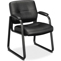 basyx by HON VL693 Sled Base Guest Chair