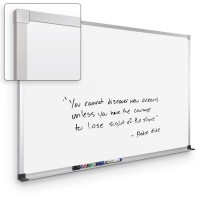 MooreCo Dura Rite Whiteboards with ABC Trim - Choose Size