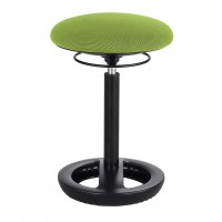 Green Twixt® Active Seating Chair - Desk-Height - Safco Products 3000GN