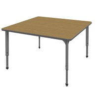 """48"""" Square Apex™ Table by Marco Group - 38-2216"""