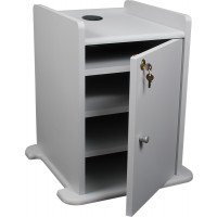Locking Cabinet - Gray - 34409