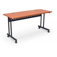 MooreCo Task Training Table in Cherry - 2 Sizes
