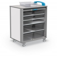 MakerSpace Large Storage Cart - MooreCo - 91412