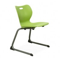 "Artcobell ASCL14 Alphabet Series Cantilever Chair 14"" Seat Height"