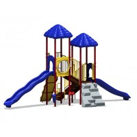 UPlayToday UPLAY-008-P Bighorn Play Structure for Ages 5-12