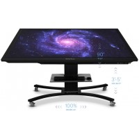 "Convertible Mobile Stand for 6000 Series Panels - Up to 75"" models"