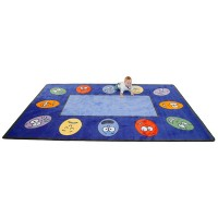 Rectangular Expressions Rug CPR438