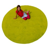 Green small rug