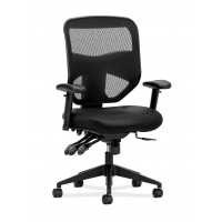basyx by HON HVL532 Mesh High-Back Chair