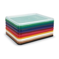 Jonti-Craft Lids for Paper Tray and Storage Tubs - Choose Colors