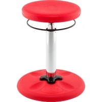 KORE Grow with Me Adjustable Height Wobble Stool - Select Color