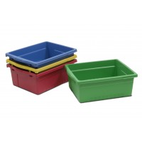 Large Open Tub Pack (4) - Blue, Green, Red, Yellow - Copernicus C68-4-1