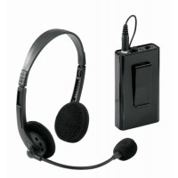 Wireless Headset Microphone by Oklahoma Sound