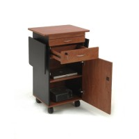 Multimedia Cart (Cherry/Black) - MMC by Oklahoma Sound