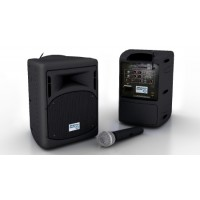 Pro Audio 40 Watt PA System PRA-8000 by Oklahoma Sound