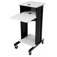 Premium Presentation Cart - PRC200 by Oklahoma Sound