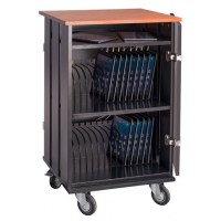 Tablet Charging & Storage Cart - TCSC-32 by Oklahoma Sound
