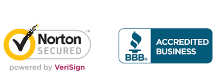 Norton Secured & BBB Accredited Business